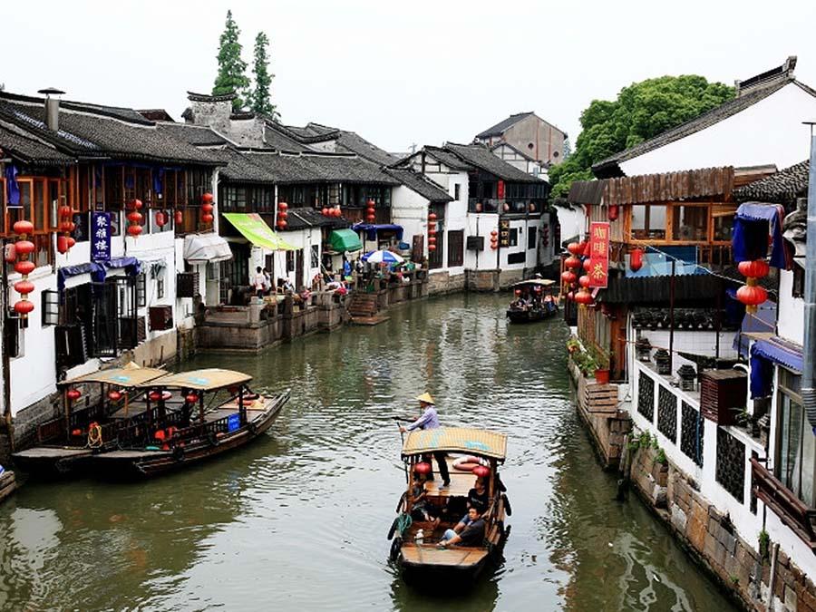 Thị trấn Chu Gia Giác