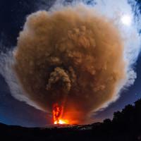 Điều gì xảy ra nếu 1500 núi lửa trên Trái Đất cùng phun trào