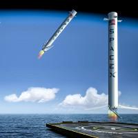 SpaceX đã thất bại: Phóng thành công nhưng không thể hạ cánh an toàn