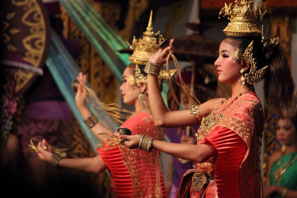 Thái Lan là quốc gia Đông Nam Á duy nhất chưa từng bị thực dân đô hộ.