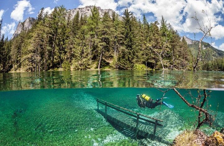 Công viên Green Lake, Áo