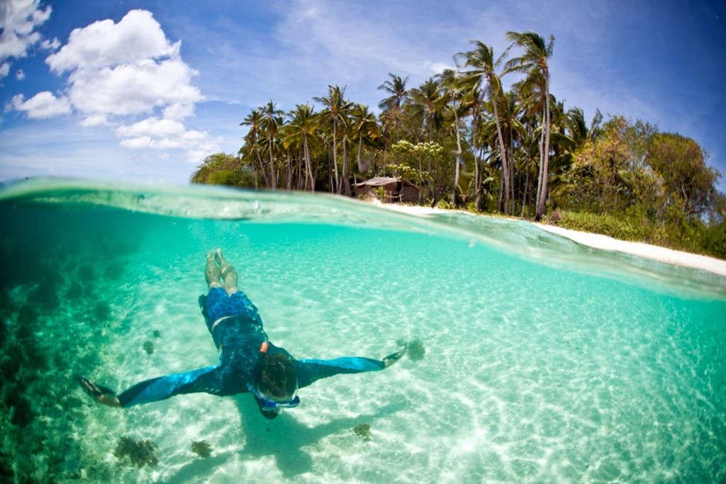 Đảo Linapacan, Palawan, Philippines
