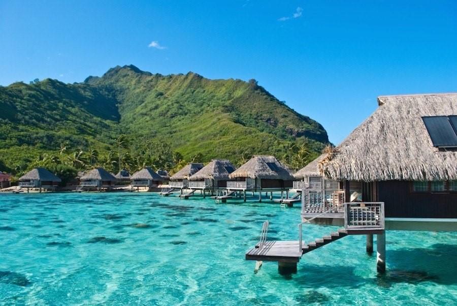 Mo'orea, Polynesia thuộc Pháp