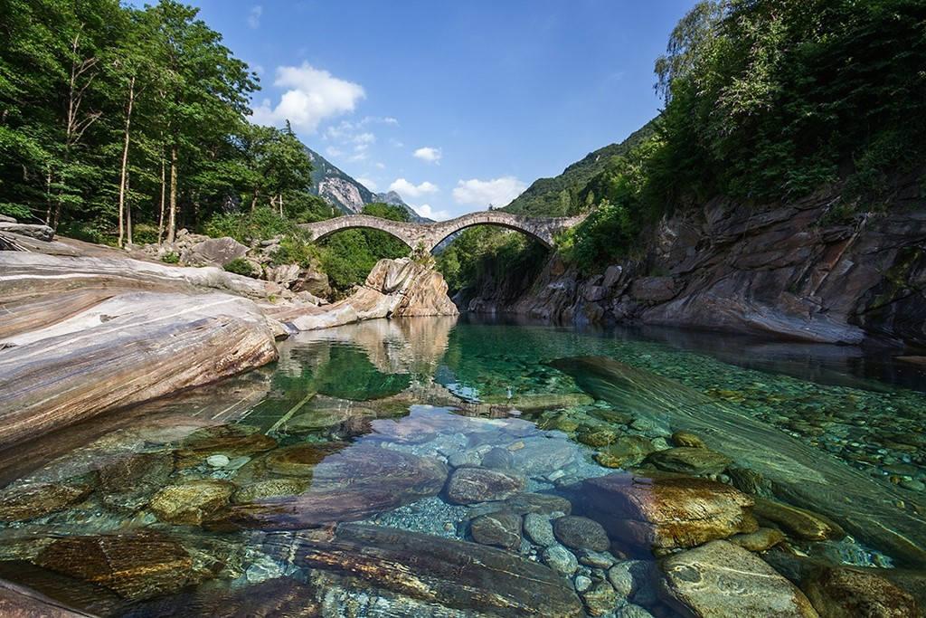 Valle Verzasca, Thụy Sĩ