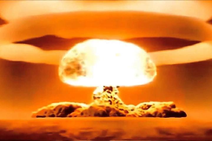 Vụ nổ tạo ra cơn địa chấn mạnh 5,7 độ Richter với bán kính phá hủy 900 km.