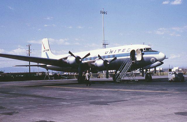 Chuyến bay Flying Tiger 739 gặp tai nạn năm 1962