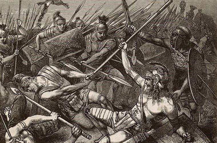 Spartacus được cho là người nô lệ nổi tiếng nhất La Mã cổ đại