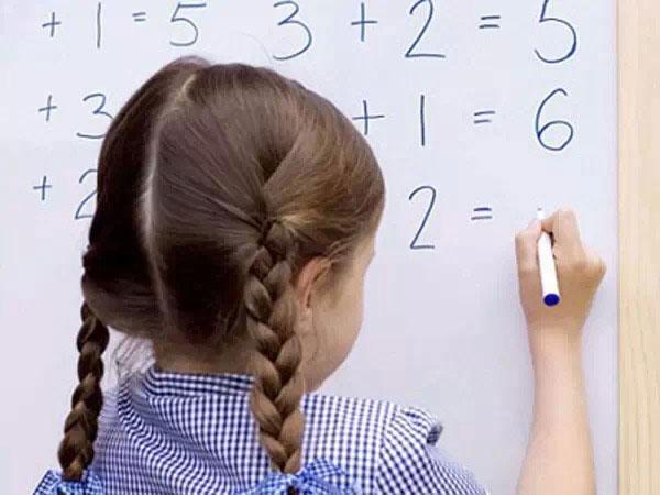 Những trò chơi đơn giản liên quan đến trực giác về các con số có thể tăng cường khả năng học toán.