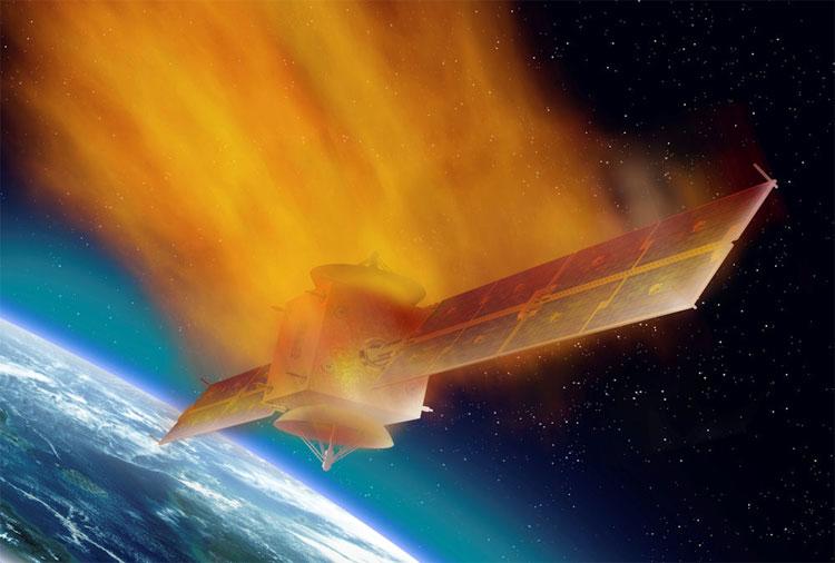 Trạm vũ trụ Quốc tế nặng tới 500 tấn.