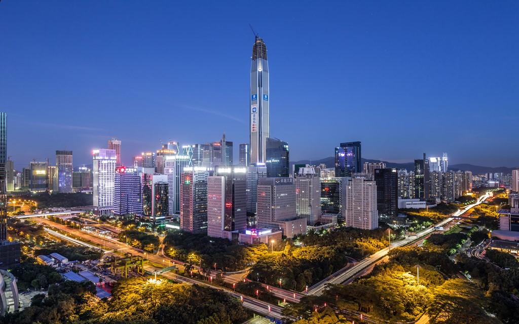 Trung tâm tài chính Bình An, Thâm Quyến, Trung Quốc (599 m)