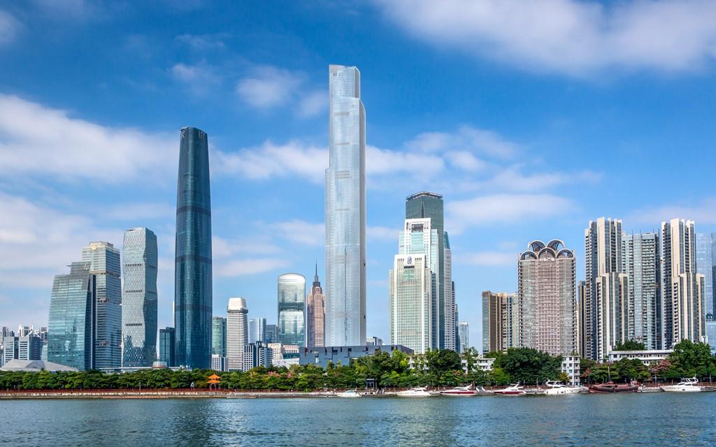 Trung tâm tài chính CTF, Quảng Châu, Trung Quốc (530 m)