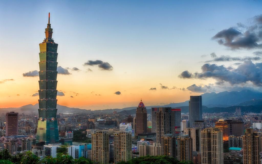 Tháp Taipei 101, Đài Loan, Trung Quốc (509 m)