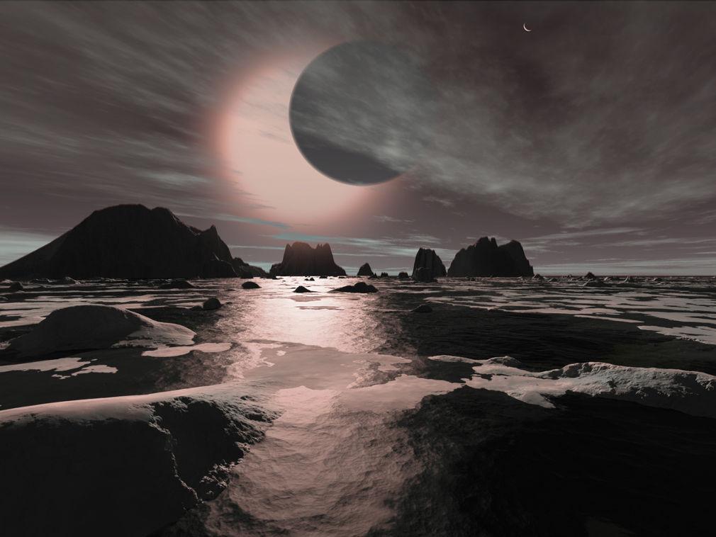 Cuối cùng, Mặt trời bị biến thành một hành tinh đỏ, lớn hơn kích thước bây giờ khoảng 166 lần. Sao Kim và sao Hỏa sẽ sáng hơn.