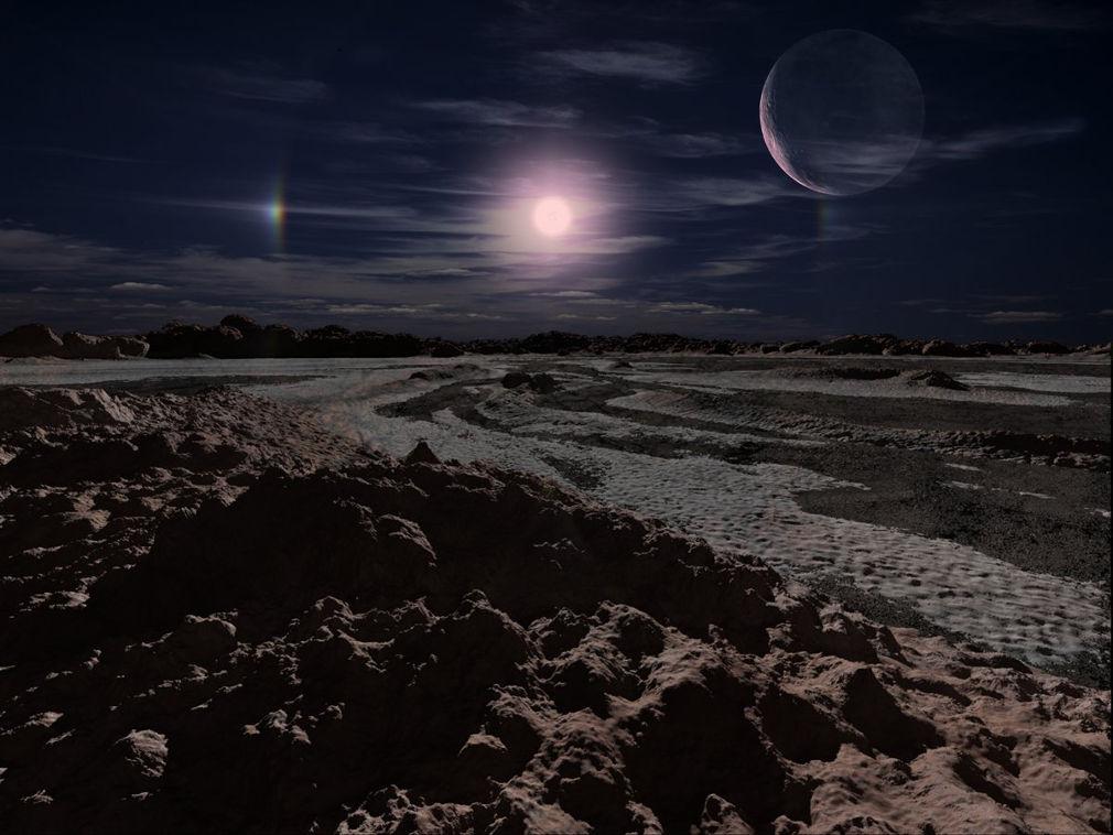 Dù các hành tinh trong hệ Mặt trời có thể sẽ bị diệt vong nhưng sự sống ở những hành tinh xa xôi lại có thể được nảy sinh.
