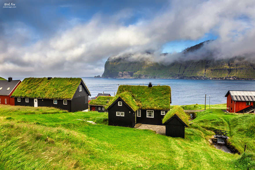 Mikladalur, Quần đảo Faroe