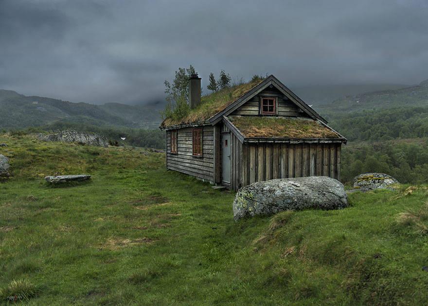 Rogaland, Gullingen, Na-uy.