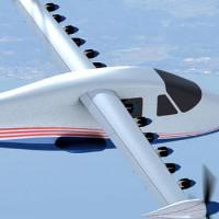 NASA phát triển máy bay chạy bằng điện