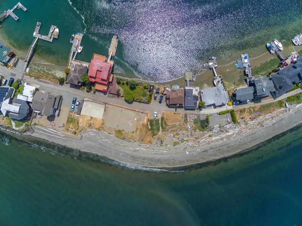 Cảng Madison trên đảo Bainbridge, Washington.