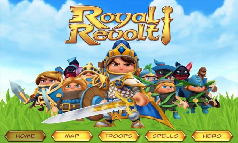 Royal Revolt! for Windows Phone