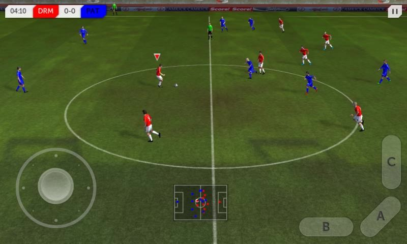 Dream League Soccer cho Windows Phone