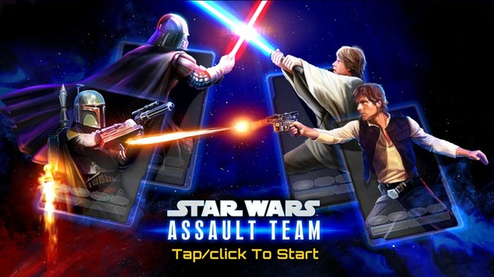 Star Wars: Assault Team for Windows Phone