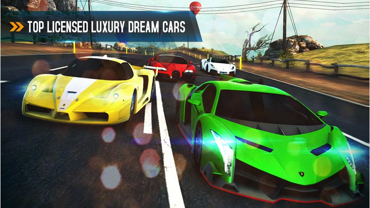 Asphalt 8: Airborne for Windows Phone