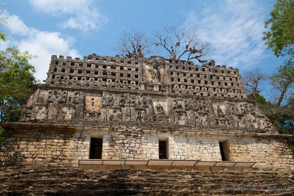 Yaxchilan, Mexico