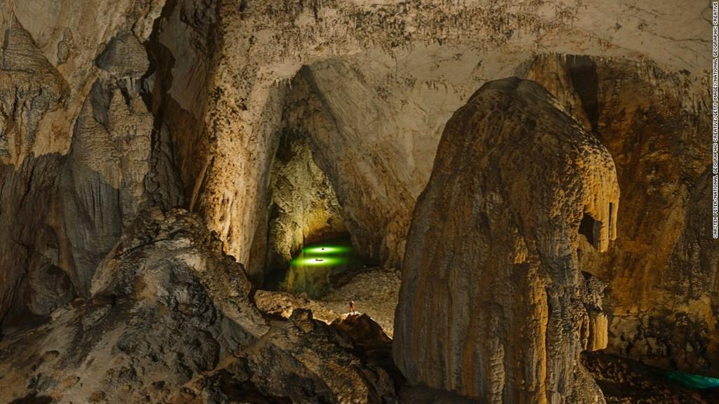 Quý Châu là nơi có hang với không gian lớn nhất thế giới