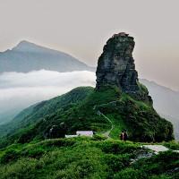 Phong cảnh kỳ diệu ở Quý Châu