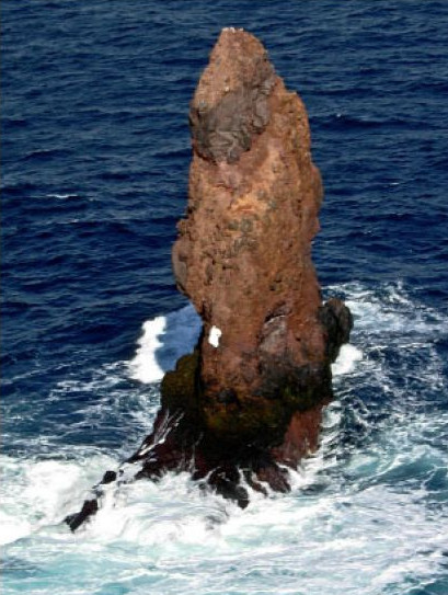 Quái vật kraken thực ra là tảng đá này.
