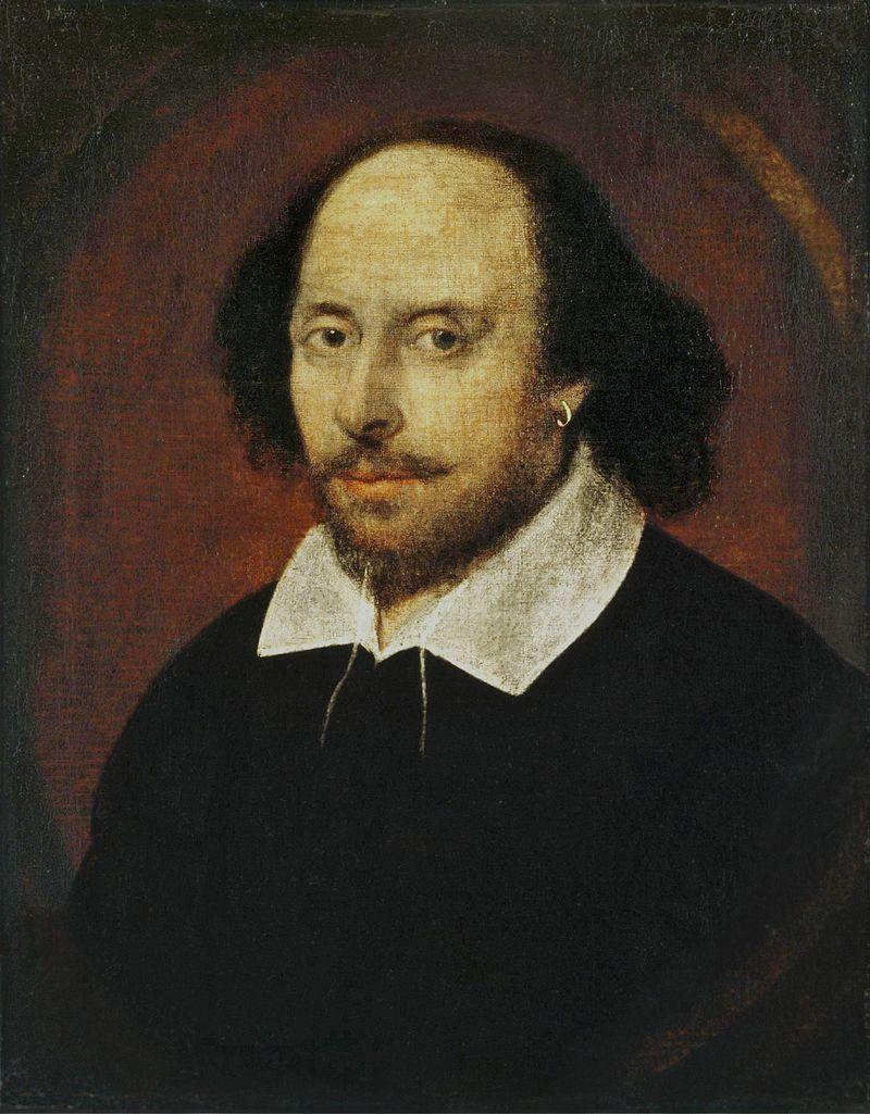 Đại thi hào Shakespeare sinh ra trong một gia đình đông anh em với 7 anh chị em.