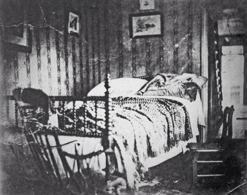 Lilly Lindestrom được phát hiện bị sát hại trong căn nhà của mình