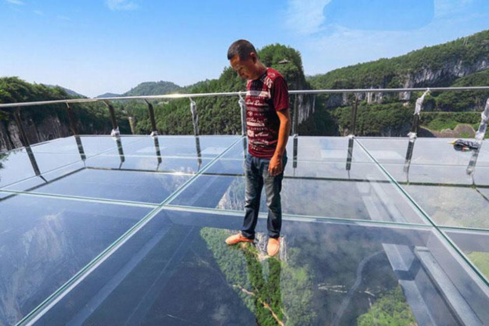 Công viên địa chất quốc gia Wulong – Trung Quốc