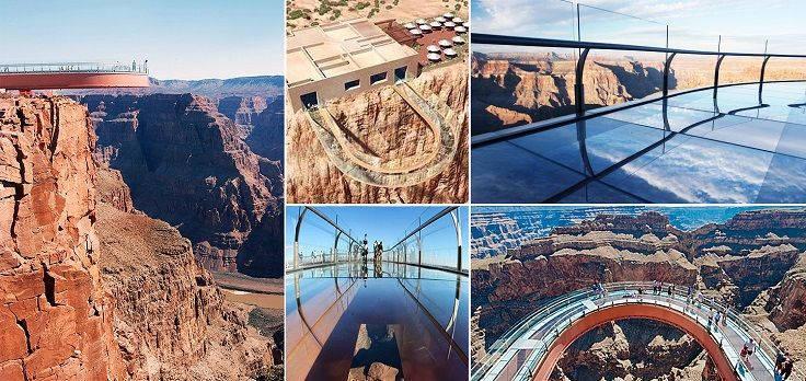 Grand Canyon West Rim – Arizona, Mỹ