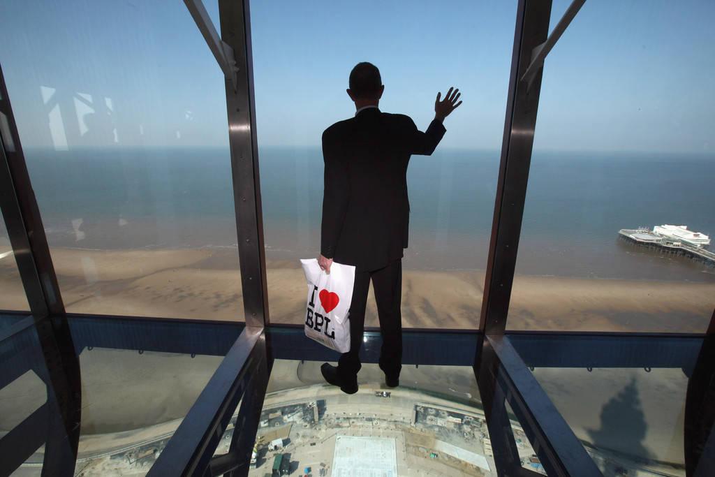 Tháp Blackpool – Blackpool, Anh