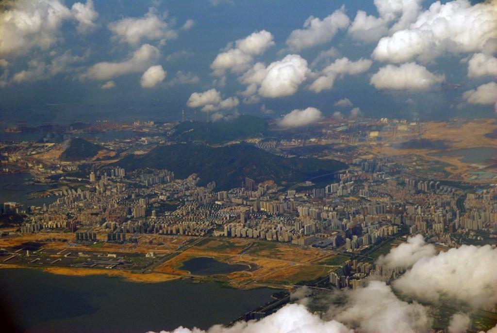 Siêu thành phố đồng bằng sông Châu Giang (322 tỷ USD)