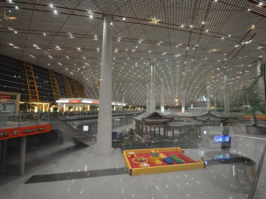 Sân bay quốc tế Thủ đô Bắc Kinh (3,5 tỷ USD)
