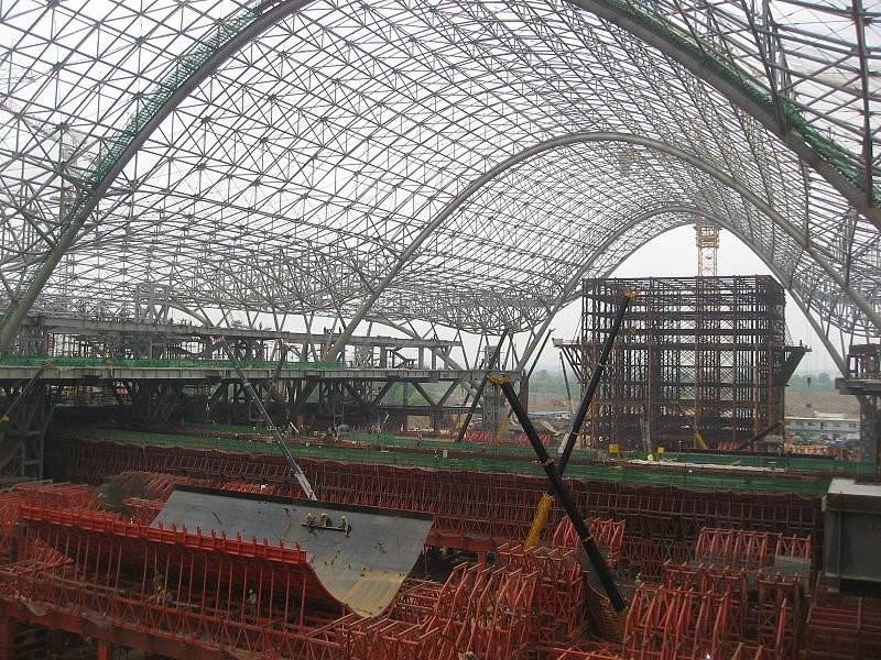 Ga tàu Vũ Hán (2,12 tỷ USD)