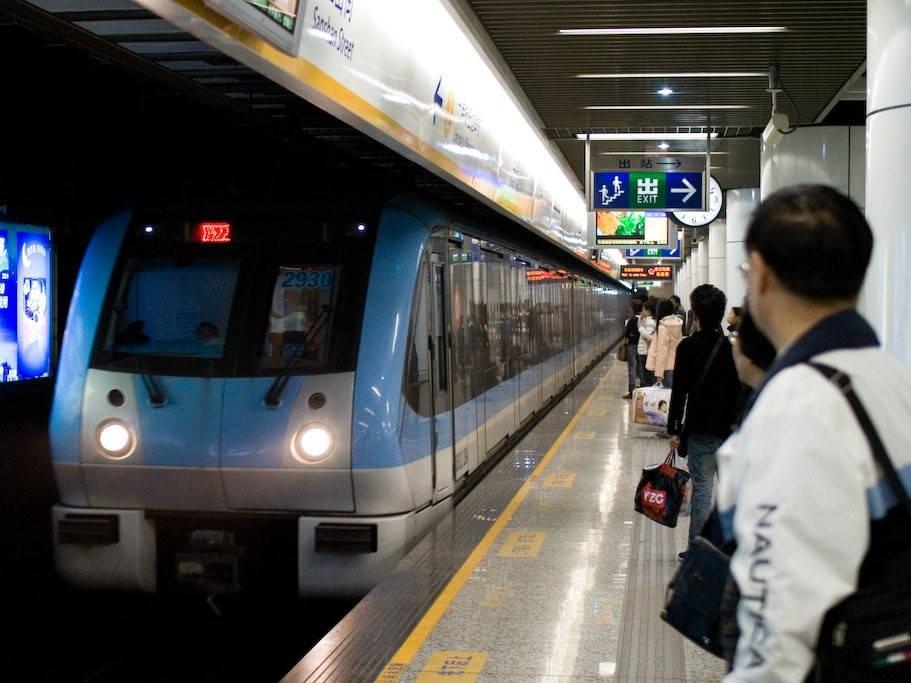 Tàu điện ngầm Nam Kinh (1,7 tỷ USD)