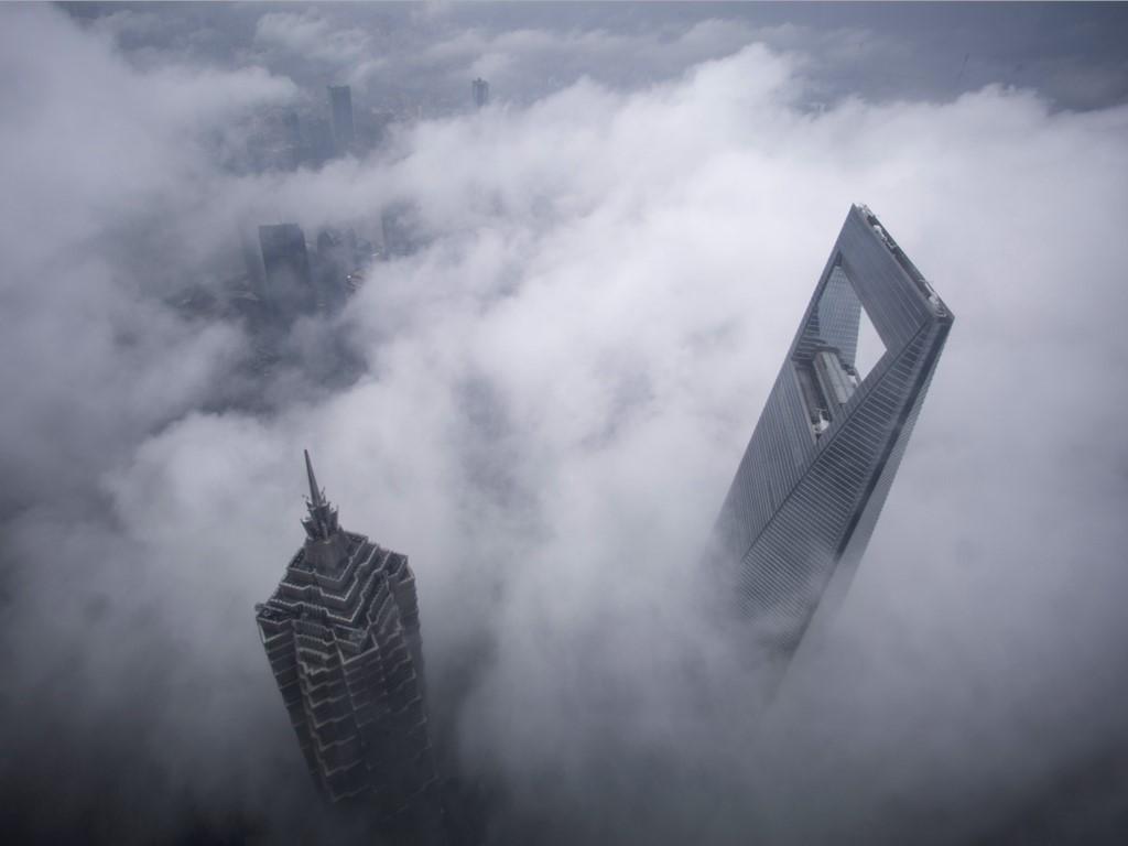 Trung tâm tài chính thế giới Thượng Hải (1,1 tỷ USD)