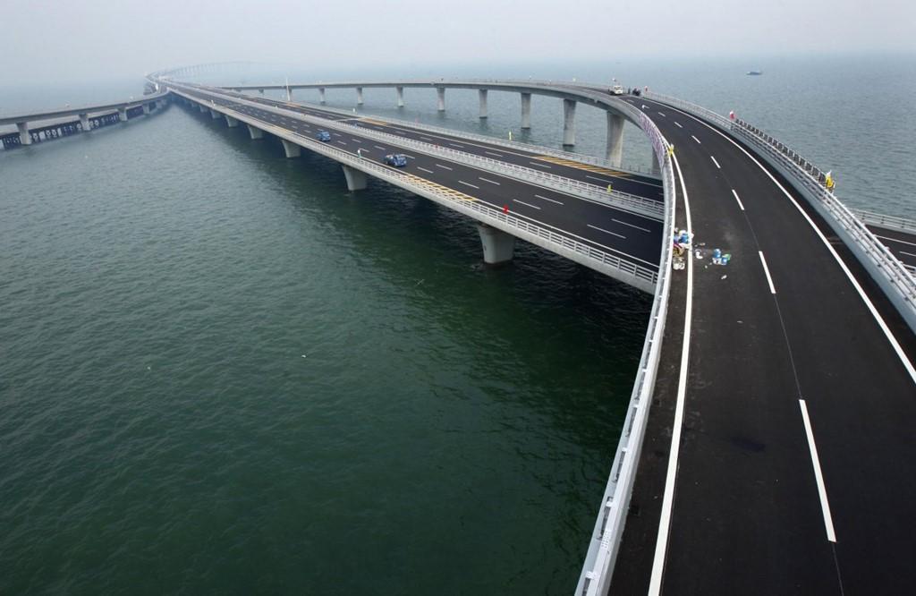 Cầu vịnh Giao Châu (16 tỷ USD)