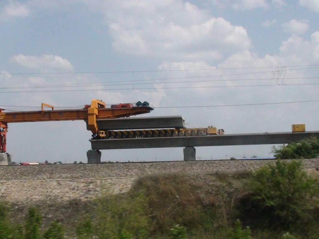 Đường sắt cao tốc Cáp Nhĩ Tân - Đại Liên (14 tỷ USD)