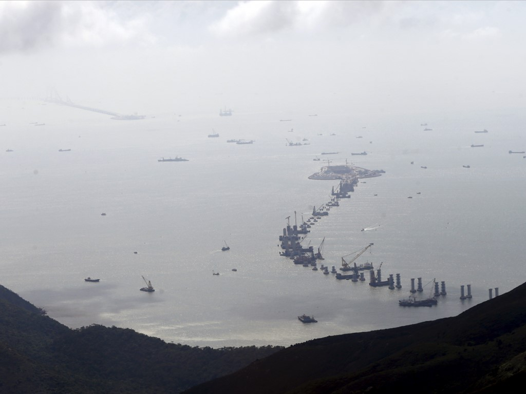 Cầu Hong Kong - Chu Hải - Ma Cao (10,6 tỷ USD)
