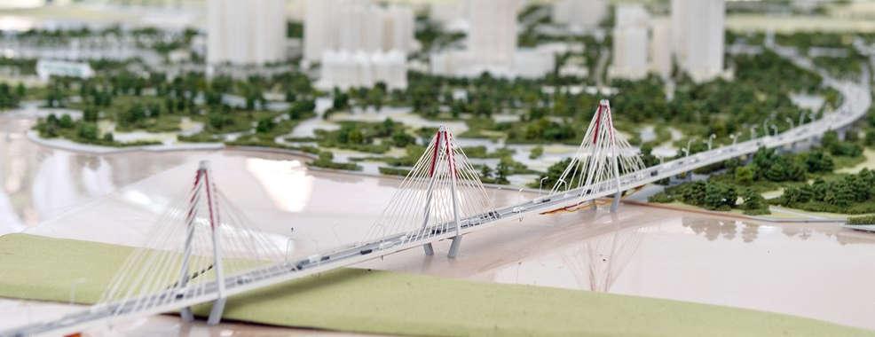 Chính phủ đã định hướng phát triển khu vực Bắc sông Hồng sẽ trở thành Trung tâm hành chính thương mại giao dịch quốc tế, công nghiệp kỹ thuật cao, phát triển đô thị hiện đại gắn với bảo tồn giá trị di sản khu di tích thành Cổ Loa và giá trị cảnh quan thiên nhiên đầm Vân Trì - sông Thiếp.