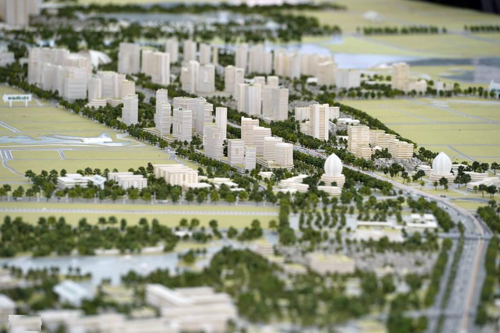 Ngoài ra dự án cũng lấy đất 3 xã của huyện Sóc Sơn gồm Phú Minh, Mai Đình và Phù Lỗ.
