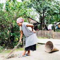 Ngôi làng sạch nhất châu Á ở Ấn Độ