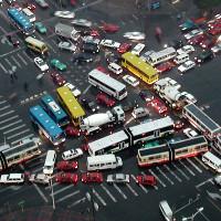 Thủ đô Bắc Kinh của Trung Quốc đang sụt lún 11cm mỗi năm