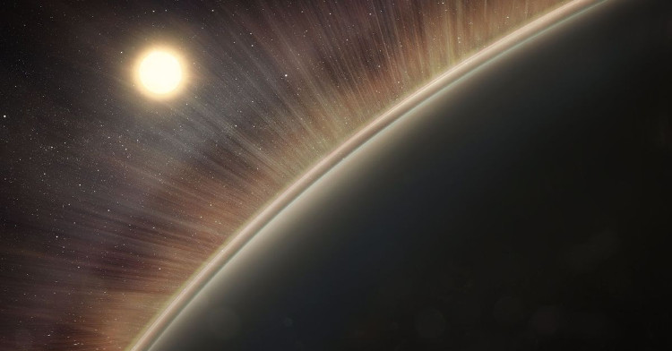 Bầu khí quyển của sao Kim ít nước hơn Trái đất tới 100.000 lần.