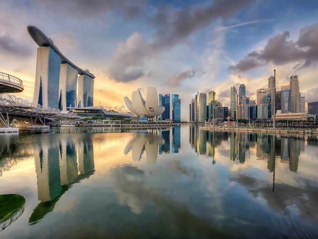 Chân trời Singapore