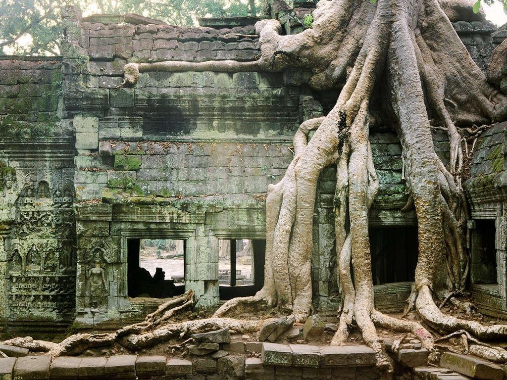Đền Angkor, Campuchia
